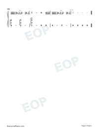 Mama and Papa-Li Ronghao Numbered Musical Notation Preview 4
